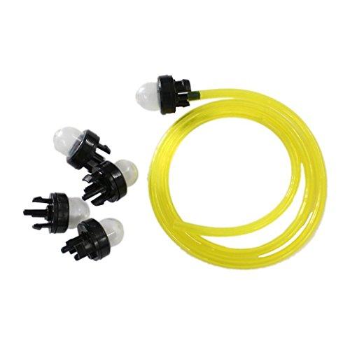 line for stihls HURI Primer Bulb Fuel Line for Stihl Ms211 Ms192t Ms210 Ms230 Ms250 Ht250 Fs36 Fs40 Fs44 Fs120 Fs120r Fs250