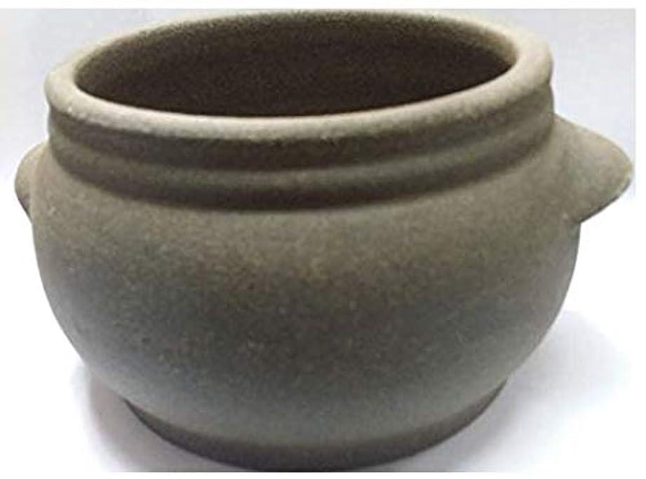 パーチナシティ風変わりな大工よもぎ蒸し専用陶器壺、よもぎ蒸し椅子用、電気鍋サービス