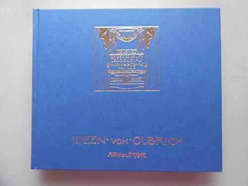 2 Bücher Ideen von Olbrich + Jugendstil Glas Keramik Zinn Möbel