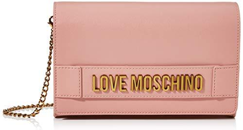 Love Moschino TPU, Borsa da Donna, Rosa, Normale
