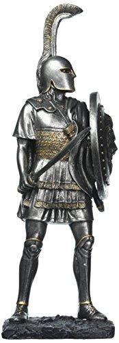 Design Toscano Griechischer Hoplit, Krieger-Statue