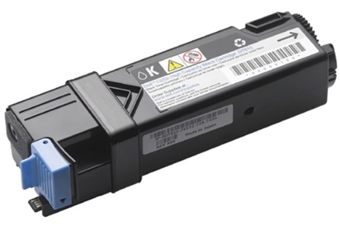 Dell OEM Toner RY857 (BLACK) (1 Cartridge) (RY857) -