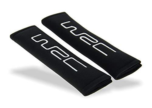 WRC 73245 7331 2 Gurtpolster schwarz