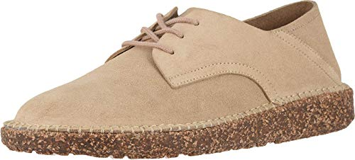 Birkenstock Womens Gary Sand Suede 40 (US Women's 9-9.5) Narrow