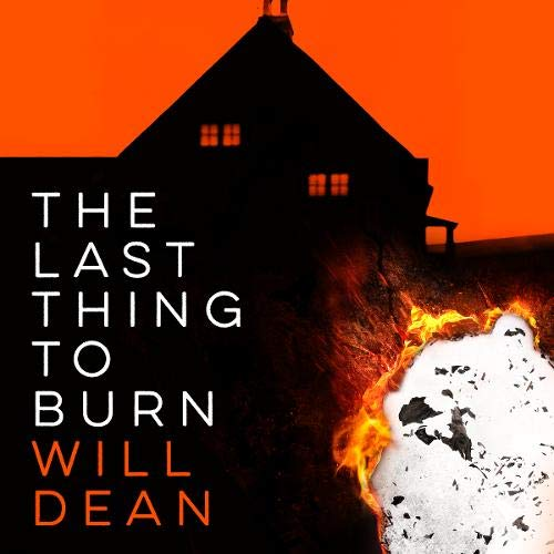 The Last Thing to Burn cover art
