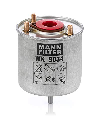 MANN-FILTER WK 9034 Z Originale Filtro Carburante...
