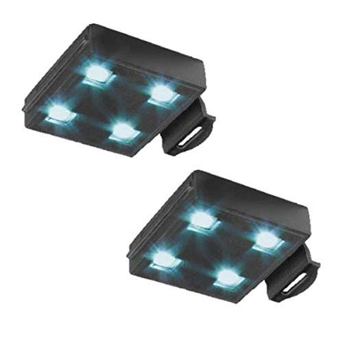 Marineland Cool White LED POD Two-Pack Bundle