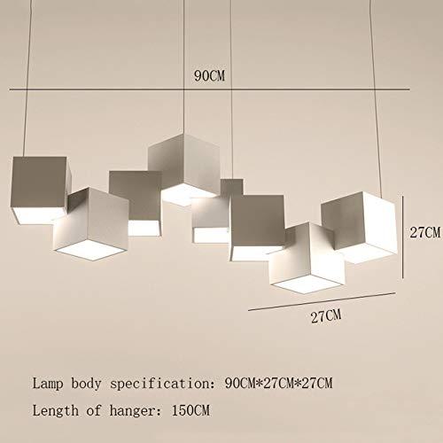 Glas Hängelampe Led Licht Pendelleuchte Living Stereoscopic Sense Pendelleuchten Beleuchtung Led Pendelleuchte