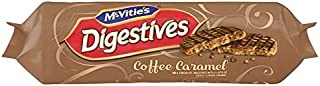 McVities Digestives Coffee Caramel 267g