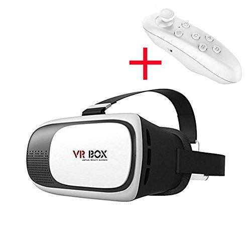 niceEshop(TM) VR-BOX2 VR Caja de Realidad Virtual 3D del Receptor de C