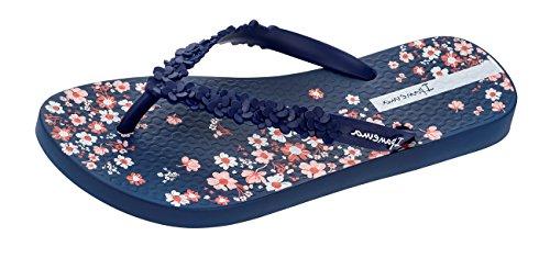 Ipanema Fashion Floral Fem, Chanclas Mujer, Navy, 40 EU