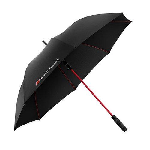 傘 アウディ スポーツ ブラック