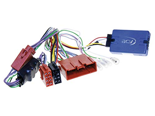 Lenkrad-Interface Mazda --> Kenwood ( 42-MZ-712 )