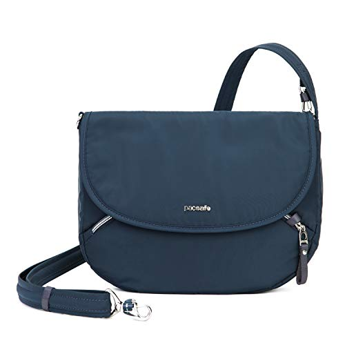 Pacsafe Stylesafe Anti-Theft Crossbody Bag Navy One Size