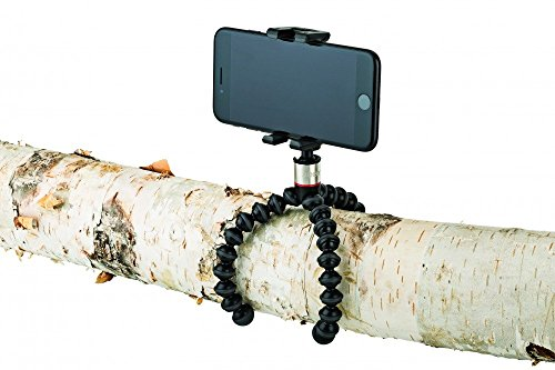 Joby GripTight ONE GP Tripod Stand with Phone Holder - Black