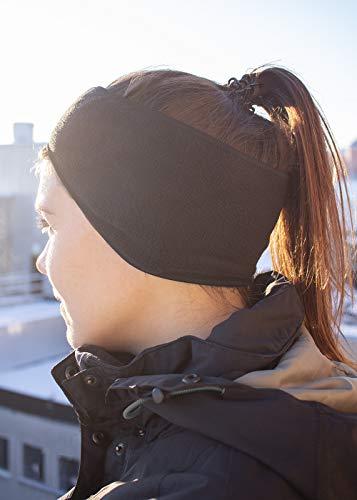 北欧スウェーデン発「TheFriendlySwede」ヘッドバンドヘアバンドイヤーウォーマー耳当て2個セットスポーツアウトドアランニングサイクリング防寒男女兼用ユニセックス