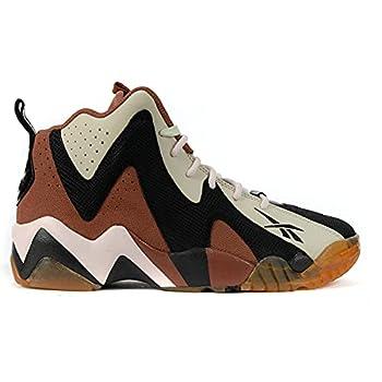 Reebok Men s Kamikaze 2 Jack-o-Kaze Basketball Shoes Black/Brown/Orange Size 11