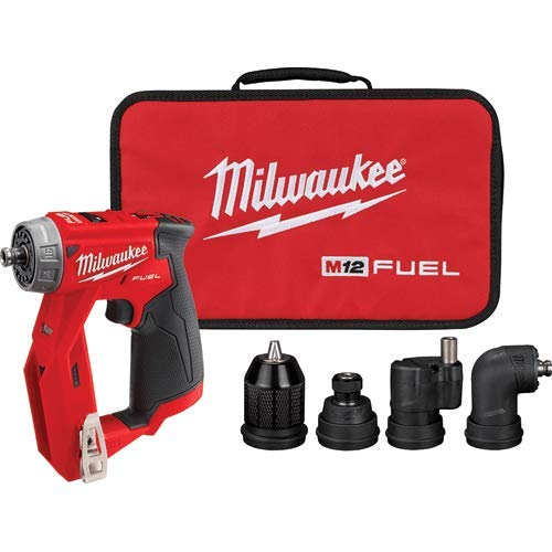 M12 FUEL Installation Drill Driver, No Charger, No Battery, Bare Tool Only