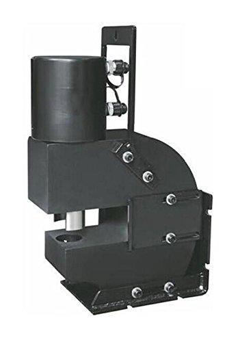 Gowe hydraulique trou Papier Punch hydraulique Driver 25 mm épaisseur Double Action hydraulique VTT hydraulique de trou outil