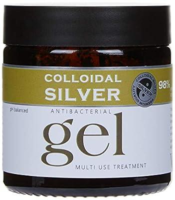 Natures Greatest Secret Colloidal Silver Gel - 100ml