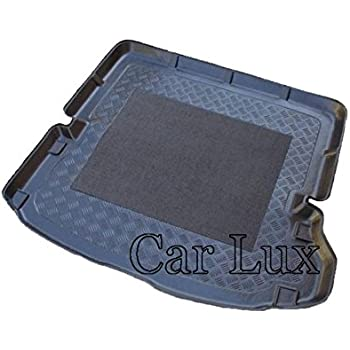 Alfombra Cubeta Protector cubre maletero a medida con antideslizante para clase R Car Lux AR01603