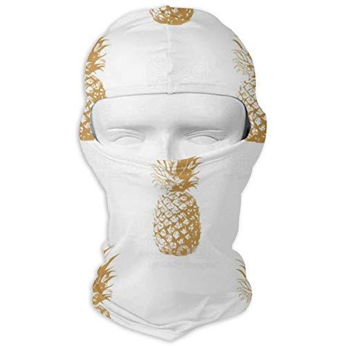 Ejdkdo Balaclava Golden Hart Animal Coucher du Soleil Masques Masques Ski Chapeaux Moto Capot pour Vélo Sport Snowboard Multicolor3