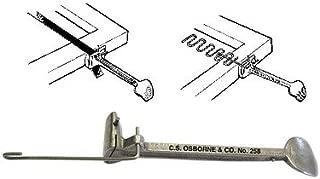 C.S. Osborne & Co. No. 258 - Metal Webbing Puller (MPN# 64270)/ Upholstery Tools