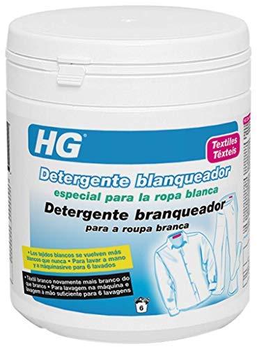 Hg - Detergente Blanqueador Ropa 407050130