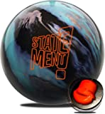 Statement Hybrid Black/Aqua/Silver 14lb