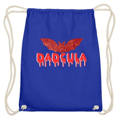 generisch Ganador Dadcula – murciélago papá – Bat Dad – Algodón Gymsac, color Azul real, tamaño 37cm-46cm
