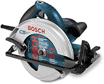 Refurb Bosch 7-1/4 in. Circular Saw with 24-Tooth Carbide Blade