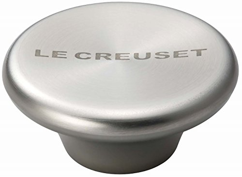 Le Creuset Stainless Steel Medium Replacement Knob -