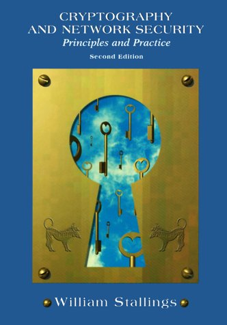 Cryptography and Network Security,2nd Edition: Principles and Practice (Prentice Hall (engl. Titel))