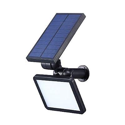 EREMOKI Solar Spotlight, 48 LED Bulbs Waterproof Solar Landscape Light Solar Lights Outdoor,Auto On/Off for Patio Pool Yard,Driveway