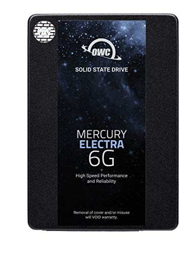 OWC Mercury Electra 6G SSD 2,5 Zoll Serial-ATA 7 mm Solid-State-Laufwerk