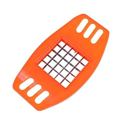 Inception Pro Infinite Taglia Patate Fritte - Patatine - Acciaio - Plastica - Pratico - Colore Random - Manuale - Casa - Cucina - Utensili - Griglia