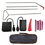 Car Long Reach Grabber, S SMAUTOP - Essential Car Tool kit, air wedge bag, no traceWedge, Emergency Kit