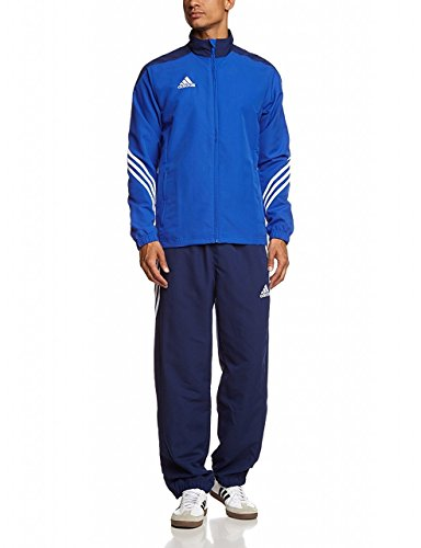 Adidas Survêtement de football sere14 Blau (Cobalt/Newnavy/White) - XS