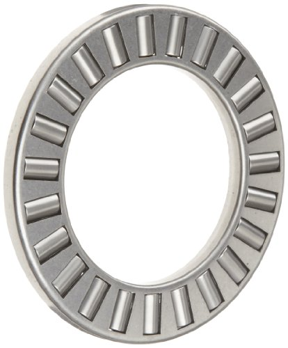 Koyo NTH-3258 Cylindrical Roller Thrust Bearing, Open, Steel Cage, Inch, 2