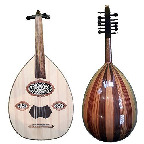 Ägyptisches Oud CİLI - Orientalische Musik, arabische Luth - Geräusche aus dem Orient