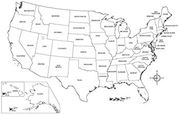 Best outline us map Reviews