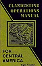 Best clandestine operations manual Reviews