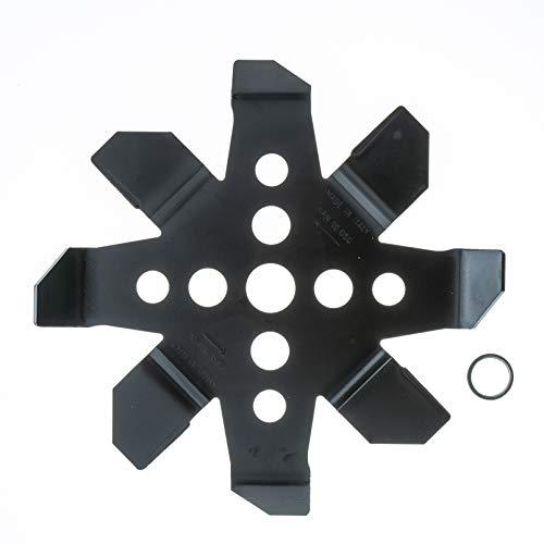 Bazarjuste - MACI 20 disques lame couteau pour débroussailleuse broyeur rovi cannes