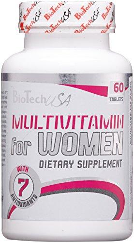 BioTech USA Multivitamin- 60 Tabletten, 1er Pack