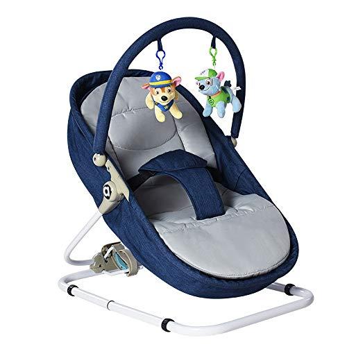AJMINI Silla cómoda para recién Nacido, Mecedora para niños, Mecedora de Alta tecnología, Tejido...