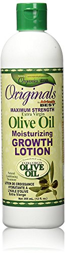Beauty Shopping Africas Best Orig Olive Oil Max Strength Grow Lotion 12 Ounce