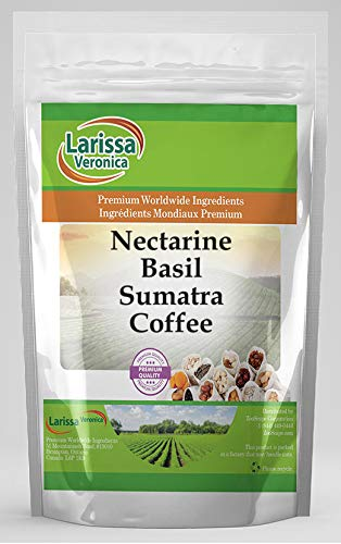 Nectarine Basil Easy-to-use Sumatra Coffee Flavored Who Gourmet Naturally Fixed price for sale