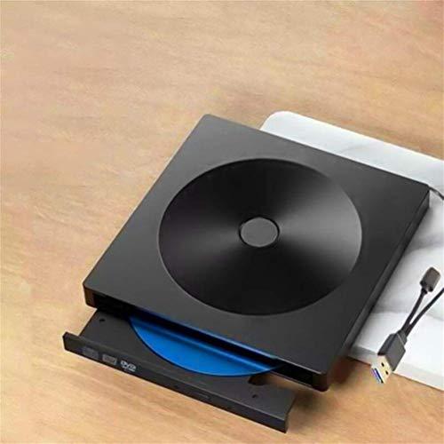 spier External CD DVD Drive, USB 3.0 Type-C External DVD CD Writer CD Player, Low Noise and Power External CD Drive