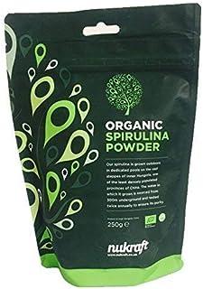 Espirulina Orgánica - Suplemento - 250g