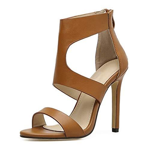 Comfortabel en veelzijdig temperament Sandalen for vrouwen enkellaarsjes Stilettos 11cm / 4.33